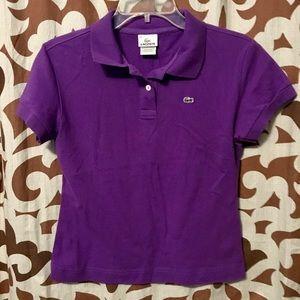 Lacoste Polo | Dark Purple | US Size 10